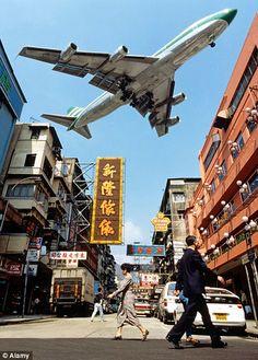 Kai Tak  Hong Kong