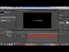 Morphing Text Effect | Adobe After Effects Tutorial - YouTube