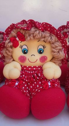 Crochet Toys Patterns, Stuffed Toys Patterns, Crochet Dolls, Paper Puppets, Doll Hair, Diy Doll, Beautiful Dolls, Baby Dolls, Hello Kitty