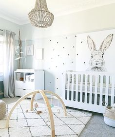 Moving Inspiration: Kids Rooms
