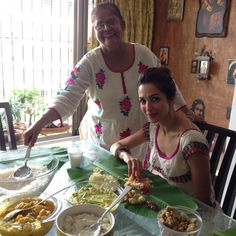 Malaika Arora Khan loves her mother's home made feasts. Bollywood Stars, Bollywood Fashion, Indian Celebrities, Bollywood Celebrities, Bollywood Actress, Orange Ornaments, Salwar Pattern, Wedding Dresses For Kids, Glamour World
