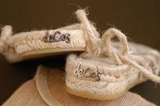 Sandalias de Yute - De Cos