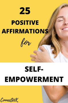 If you've completely given up on using affirmations to help with your negative thoughts because you don't think that they work, don't count them out just yet. Today, I want to hopefully change your mind about using affirmations, by giving you some tips on how to use them correctly so that they can work for you. If you want to improve your mindset, reduce your anxiety, and speak things into existence, using affirmations is a powerful way to make that happen. How To Better Yourself, Improve Yourself, Words To Use, Self Empowerment, Mindful Living, Positive Mindset, Negative Thoughts, Spiritual Quotes, Positive Affirmations