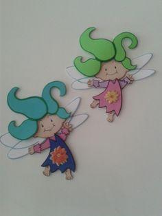 Hadas de Flores - Scrapbook.com