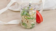 Recept van Sandra Bekkari: Quinoa Caprese - Libelle Lekker