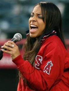sing the national anthem at a basball game - ANY basball game Singing The National Anthem, Sports Games, Bucket, Sports, Buckets, Aquarius
