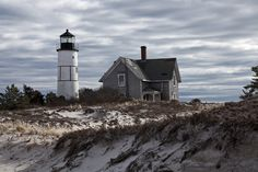 Sandy Neck Lighthouse by Steve  Craft, via 500px