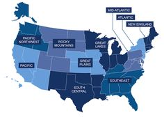 FEMA.gov Communities - Pick your U.S. Region