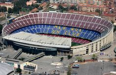 FC Barcelona vs Real Madrid at Camp Nou on Wed Camp Nou, Fc Barcelona, Barcelona Vs Real Madrid, Soccer Stadium, Football Ticket, Online Tickets, Holiday Destinations, All Over The World, Explore