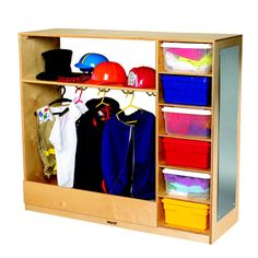Childcraft Dress-Up Storage Unit