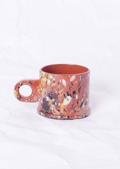 Splatter Mug - Short