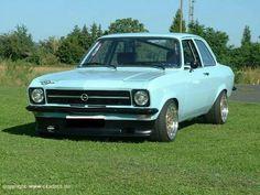 Opel ascona a                                                                                                                                                     More