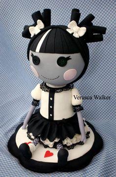 Lala Cake by Verusca Walker (!!! WANT!)