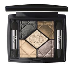 Dior Golden Shock Holiday 2014 Makeup Collection Launching Soon - Golden Reflections $60