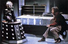 A Noob's Guide to Classic Doctor Who. By Aimee Long August As far as villains and other exterminating types, the Daleks are the quintessential foe. As such, the Tom Baker episode, Genesis of the Daleks, is a must watch. Look out for Davros. Doctor Who Dalek, I Am The Doctor, 4th Doctor, Doctor Who Convention, Doctor Who Episodes, Classic Doctor Who, William Hartnell, Classic Series, David Tennant