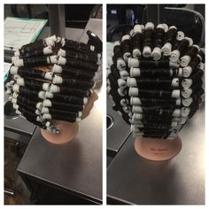 Spiral Perm Wrap My Work Pinterest Perm And Perms