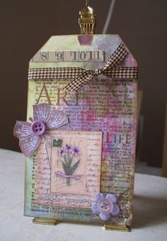 Jacqueline's Craft Nest: Tag Tuesday - definitions