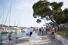 We are looking at the legalities of getting married in Croatia today and although it's hard work, it is possible!