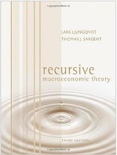 Recursive methods offer a powerful approach for characterizing and solving complicated problems in dynamic macroeconomics. This book provides both an introduction to recursive methods and advanced material, mixing tools and sample applications.  Cote: 9-4912 LJU