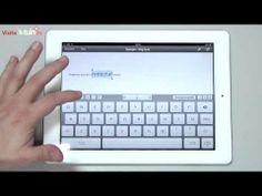 #app #ipad #Textilus. aplicación ofimática con la que redactar tus textos cómodamente.