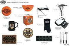 Nuova collezione Harley-Davidson - Accessori per la casa - Estate 2012