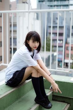 愼 ☼ ριητεrεsτ policies respected.( *`ω´) If you don't like what you see❤, please be kind and just move along. School Uniform Fashion, School Uniform Girls, Girls Uniforms, Cute Asian Girls, Cute Girls, Japan Fashion, Girl Fashion, Kawai Japan, Schoolgirl Style