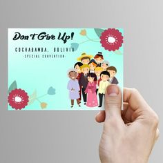 Don't Give Up!  (Green) – JW CONVENTION GIFTS