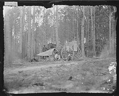 Brady's Field Wagon.  Brady & Co.'s Catalog of Photographs and Stereoscopes of Lieut. Gen. Grant's Late Campaign June, 1864.
