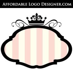 boutique shop signage | Free Vector Art & Graphics :: Logo Design