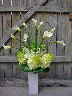 CorporateArrangments - Wedding Flower Photos & More - Natural Beauties Florist - Chicago, IL