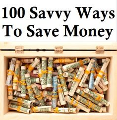 100 Savvy Ways To Save Money – Frugal Tips » The Homestead Survival#.UeN8vFfHa3g