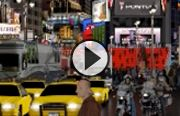Bert Monroy: The Making of Times Square, The Techniques