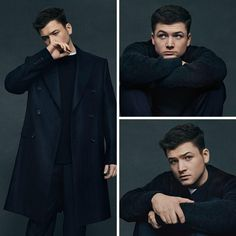 Taron Egerton! I found the love of my life