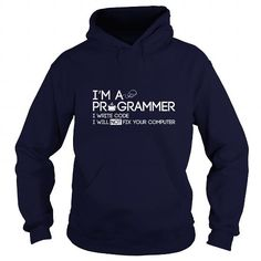 IM PROGRAMMER I WRITE CODE I WILL NOT FIX YOUR COMPUTER T-SHIRTS, HOODIES, SWEATSHIRT (42.95$ ==► Shopping Now)