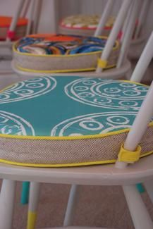 Upcycled Ercol Dining Chairs