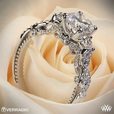 this is gorgeoussss!! Unique Wedding Ring it better be bigger than that!