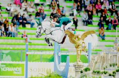 Bertram Allen and Molly Malone V ~ WEG 2014 Amazing pair!!!!! they were made for each other!