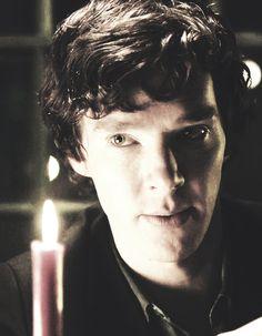 Sherlock, pilot. http://pinterest.com/aggiedem/sherlock-addict/  http://pinterest.com/aggiedem/sherbatched-or-cumberlocked/  http://pinterest.com/aggiedem/the-best-of-benny/