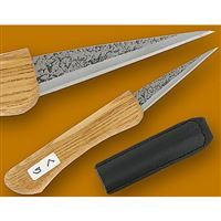 Woodworking Knife - The Japan Woodworker Catalog Unique Knives, Cool Knives, Knives And Swords, Wood Carving Tools, Wood Tools, Woodworking Workshop, Woodworking Tools, Japan Woodworker, Whittling Knife