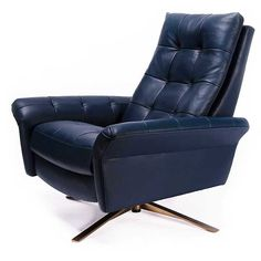 The Eva Comfort Recliner from American Leather combines modern style with  unbeatable comfort. 95f5598e9