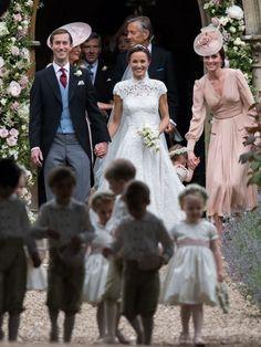 Tudo sobre o Casamento de Pippa Middleton e James Mattews #noiva #noivadeevase #casamento #pippamiddleton #pippamiddletonwedding
