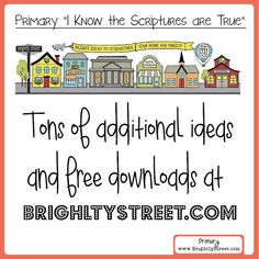 I Know the Scriptures are True LDS Primary Theme by BrightlyStreet