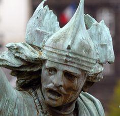Vercingétorix par Bartholdi.