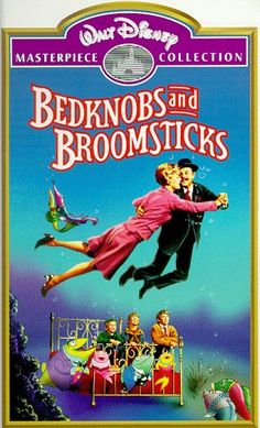 Bedknobs and Broomsticks...1971. My favourite Disney film -- great memories... One day I will visit the island of Naboombu...