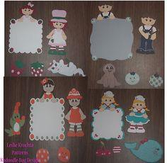 """""""SUPER Paper Piecing deal of the Tutti Frutti kids"""" ~KBUGD`"""