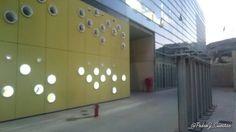 Facultad de Economía y Empresa de @umnoticias al atardecer.  #Murcia #Spain
