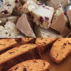 Biscotti - Cranberry and Armond