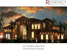 38 Badger Lodge Ci, The Woodlands, TX 77389  $1,575,000 Single Family Homes, 5-6 Beds, 5 Full & 2 Half Bath(s)- http://www.donpbaker.com/