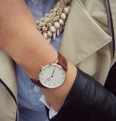 Use AMERLINAKC for 15% off all products at www.danielwellington.com until June 30th, 2015. @danielwellington #danielwellington #watch #time