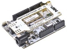 Compact IoT development kit supports Sigfox